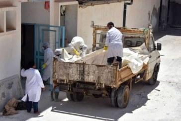 La Tunisie submergée par les dépouilles des migrants morts en Méditerranée