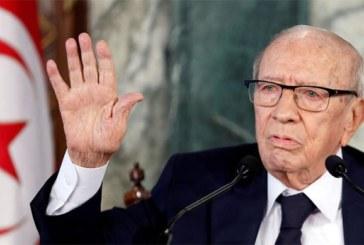 Tunisie : le président Béji Caïd Essebsi est décédé