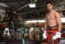 Il vole le portefeuille d'un champion du monde de boxe et va vite le regretter