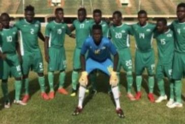 Jeux Africains de Rabat (U20): Le Burkina Faso bat le Maroc (2-0) et prend la tête du groupe A.