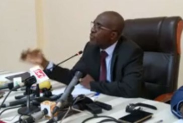 Vidéo de la conférence de presse du conseil du général Gilbert Diendéré