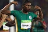 """""""J'ai dû marcher nue pour prouver aux gens que j'étais une fille – Caster Semenya"""
