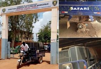 Matériel de sonorisation saisi en fin décembre 2018 par la police municipale de Ouagadougou : Un mensonge communal, comment le maire Armand Béouindé