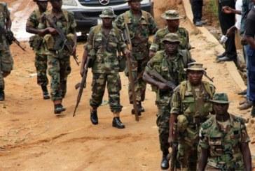 Nigéria: Inhumation secrète de 1 000 soldats tués les groupes terroristes