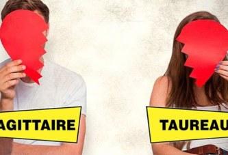 Astrologie : 5 couples du zodiaque qui ne sont pas faits pour être ensemble