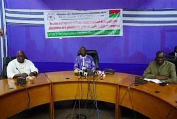 Burkina Faso : Le Gouvernement se prépare pour le début des Tournées de Sensibilisation sur la Cohésion Sociale