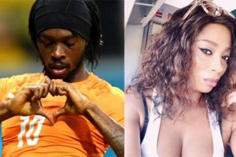 Yasmina Aka fait d'étranges aveux : «Gervinho est un malade sexuel » .