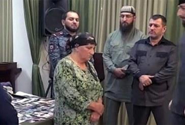 Russie: une «sorcière» forcée à se confesser à la télévision(vidéo)