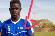 Burkina Faso: Le défenseur central de l'ASO, Kinda Alidou froidement abattu par balles à Ouagadougou