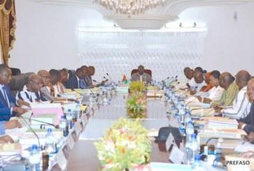 Compte rendu du Conseil des ministres du mercredi 20 novembre 2019