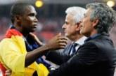 'Eto'o méritait de gagner un Ballon d'Or' (Jose Mourinho)