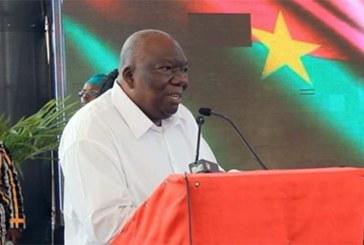 """Meeting Du CDP- Sawadogo Issaka à Roch Kaboré: """"Un président qui ne pardonne pas ne peut pas gérer des Hommes"""""""