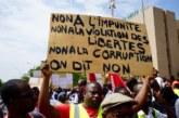 « On en a marre » : une marche contre le pouvoir repoussée par la police à Ouagadougou