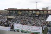Giga meeting de la réconciliation nationale de l'opposition : Un monde fou, fou, fou au Parc des sports