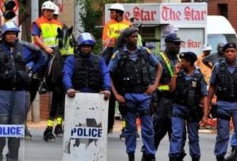 Xénophobie Afrique du Sud : des policiers arrêtés pour maltraitance