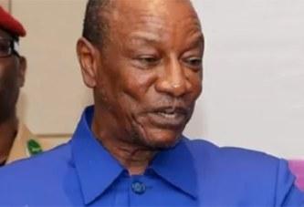 Alpha Condé : «Je dirigerais la Guinée jusqu'au jour où Dieu…»