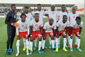 Football: Le Burkina Faso battu par le Gabon  en match amical