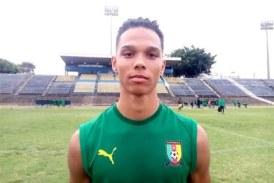 Coupe du Monde U17 : Étienne Eto'o, future sensation annoncée de l'équipe du Cameroun