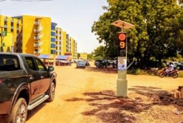 Burkina Faso: Ouagadougou la capitale accueille ses premiers feux tricolores solaires