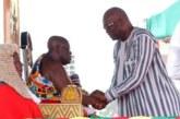 Crise humanitaire: Le Ghana fait un don de 200 000 dollars US au Burkina Faso