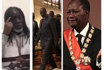 Crise du 3eme mandat de CONDÉ, Tiken Jah au Président Guineen: »Tu deviens fou.. et dit »Non à OUATTARA», Vidéo