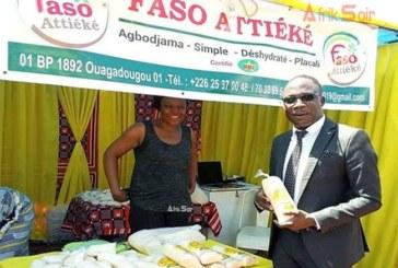 Faso Attiéké répond au ministre ivoirien de l'Industrie : «Notre nom est protégé à l'OAPI depuis 2011»