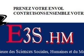 Ecole Supérieure des Sciences Sociales, Humaines et du Management:  Recrutement rentrée académique 2019-2020