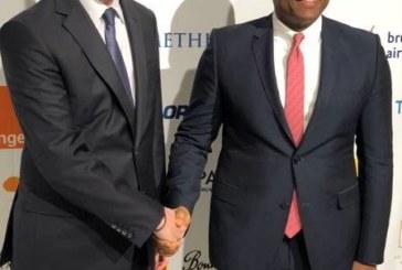 « C'est maintenant le bon moment pour investir en Afrique et dans les PME africaines » déclare Tony Elumelu aux investisseurs mondiaux réunis à Paris