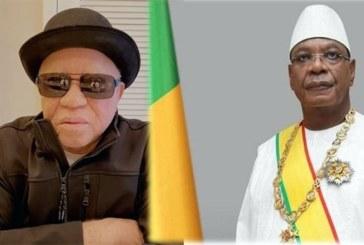 "Mali – L'artiste Salif Keita au président IBK: ""Koro si tu as peur, si tu ne peux pas gérer ce pays"""