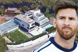 Lionel Messi: interdiction aux avions de survoler sa maison… la raison!
