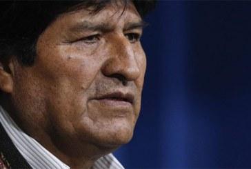 Bolivie: Le président bolivien Evo Morales annonce sa démission