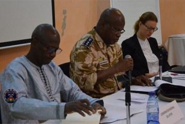 Lutte contre le terrorisme : Les Polices aux Frontières du G5 Sahel renforcent leur coopération