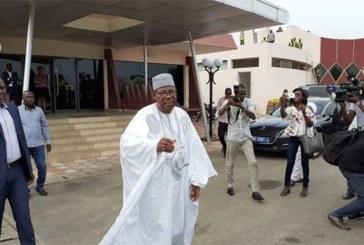 L'ex-président Thomas Boni Yayi de retour au Bénin