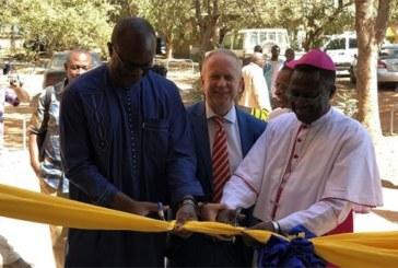 Burkina Faso: La commission épiscopale »justice et paix» a désormais un nouveau  siège