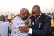 Reconnaissance de la Nation: Le PDG du Groupe EBOMAF élevé à la Dignité de Grand Officier de l'Ordre de l'Etalon