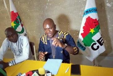 Burkina Faso: L'espoir est perdu avec ce pouvoir, l'horizon est plus que jamais sombre Pascal Zaïda et  Marcel Tankoano