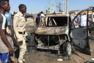 Mogadiscio frappée par un attentat meurtrier, plusieurs dizaines de morts