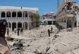 Somalie : plusieurs morts dans l'attaque d'un hôtel à Mogadiscio