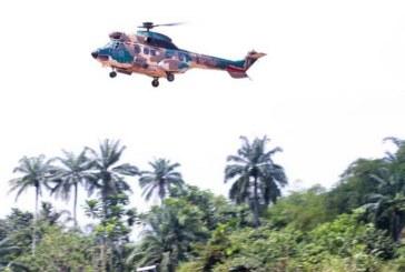 Des terroristes anéantis par l'armée de l'air à Borno