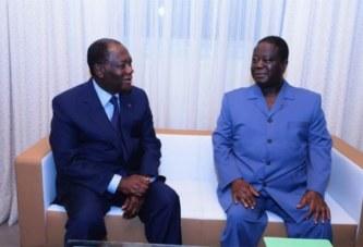 Ouattara – Bédié, la «guerre» s'intensifie: Le gros coup du chef de l'Etat