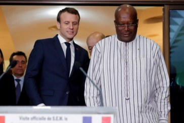 Sommet de Pau : Rock va-t-il ''vendre le Burkina''?