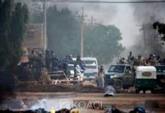 Soudan: Des tirs nourris entendus dans deux casernes à Khartoum