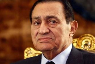 Égypte: les réactions après la mort de l'ancien président Hosni Moubarak