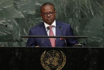 Guinée Bissau: Umaro Sissoco Embalo investi président en pleine impasse électorale