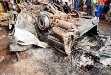 Bénin: un accident de circulation fait trois morts à Kétou