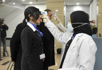Un premier cas de nouveau coronavirus déclaré en Algérie