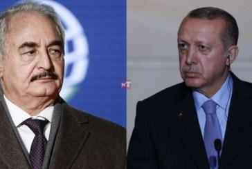 Libye : Haftar a détruit un bateau d'Erdogan rempli d'armes