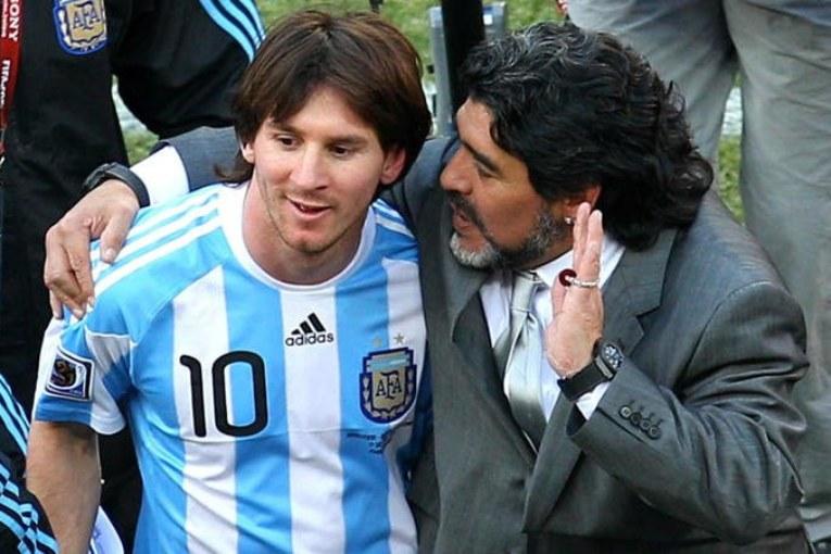 Diego Maradona à Messi : «il ne pourra jamais faire ce que j'ai fait à Naples»