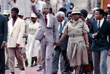 Il y a 30 ans, Nelson Mandela sortait de prison