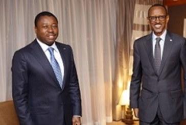 Présidentielle au Togo: ce message fort de Paul Kagame à Faure Gnassingbé